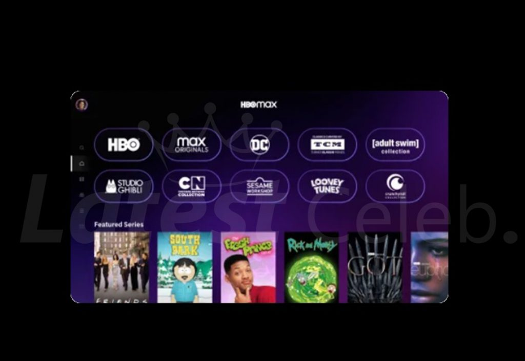 activate hbo max on tv